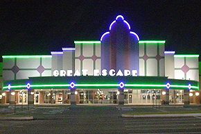 Overview About Great Escape Great Escape 16 is a company in Clarksville, TN categorized under cinema.