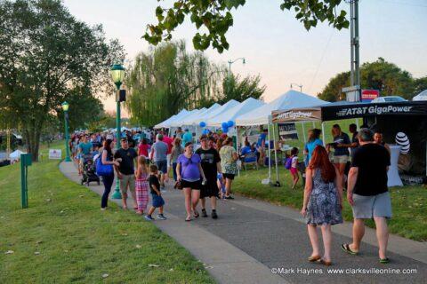Clarksville Riverfest Festival