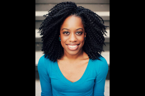 """Eboné Amos stars as Harriet Tubman in """"Freedom Train"""" at the Roxy Regional Theatre, October 15th-23rd."""