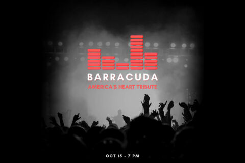 Downtown @ Sundown features Heart Tribute band Barracuda on Saturday, October 15th at the Downtown Commons.